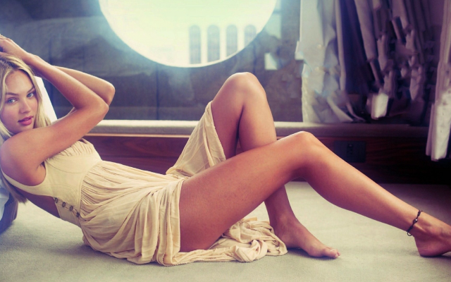 1920x1080 pix. Wallpaper candice swanepoel, women, dress, legs