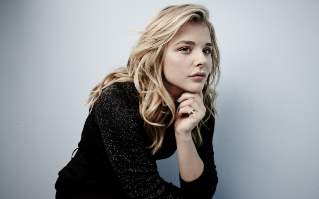 2560x1600 pix. Wallpaper Chloe Grace Moretz, hairs, women, blondes, actress