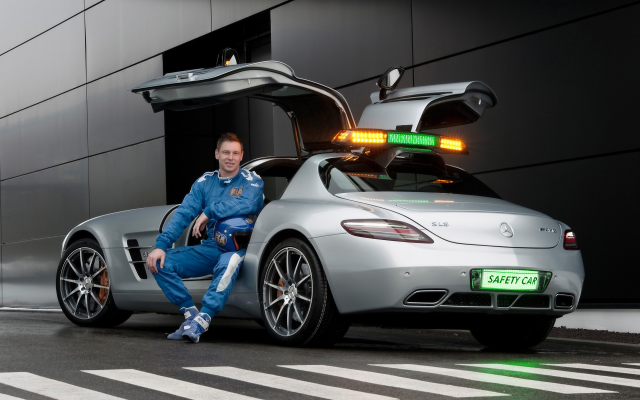 1920x1200 pix. Wallpaper car, sports car, formula 1, safety car, Mercedes, Mercedes-Benz SLS AMG, wheels, supercar
