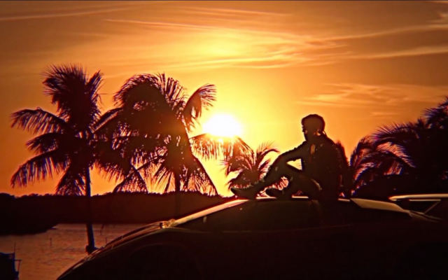 1920x1080 pix. Wallpaper Kung Fury, movies, palms, sunset