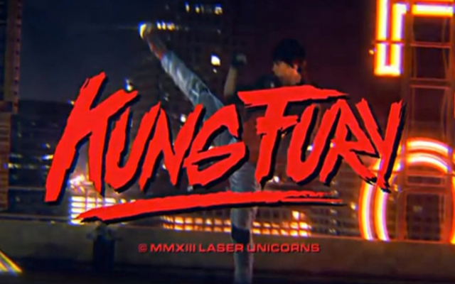 1920x1080 pix. Wallpaper Kung Fury, movies