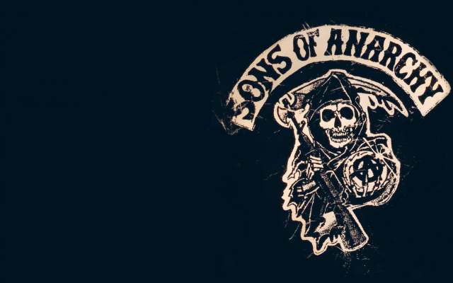 2000x1201 pix. Wallpaper sons of anarchy, tv-series, movies, logo