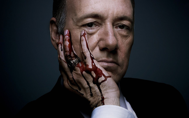 1920x1080 pix. Wallpaper house of cards, blood, movies, tv-series, kevin spacey, frank underwood