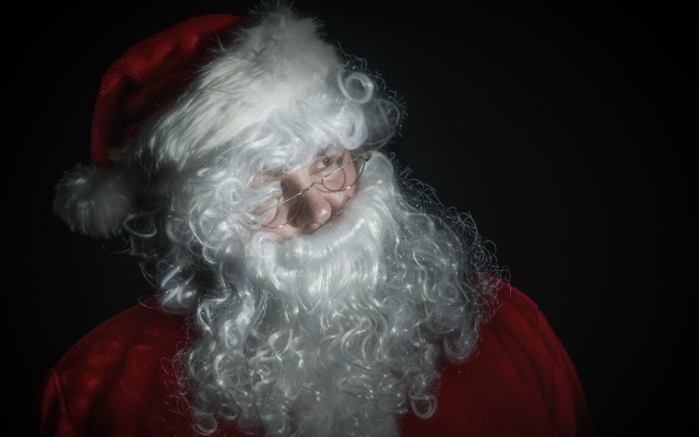 2046x1401 pix. Wallpaper santa claus, portrait, holidays, new year, christmas