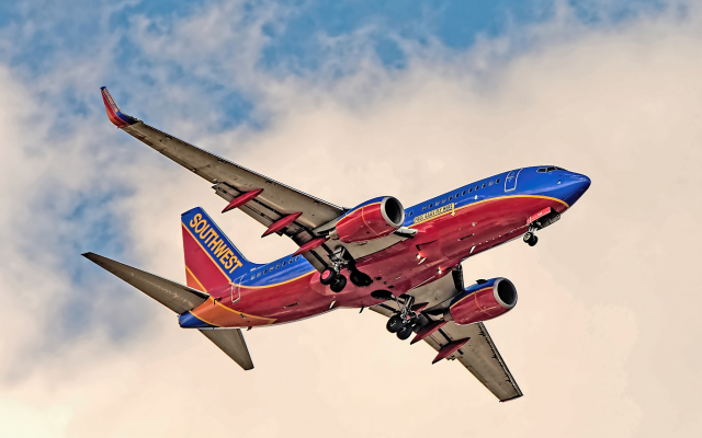 Wallpapers Boeing 737 Boeing Southwest Aircraft HD Wallpapers Download Free Images Wallpaper [1000image.com]
