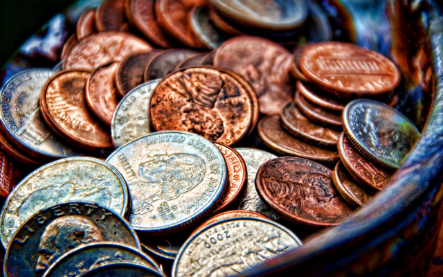 how to clean old coins fast