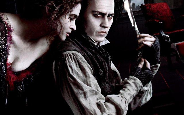 Sweeney todd iphone wallpaper