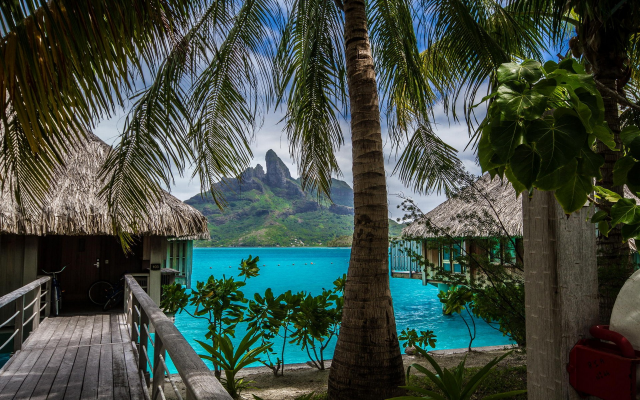 Tropical Island Getaways: Wallpapers Nature, Landscape, Tropical, Island, Beach