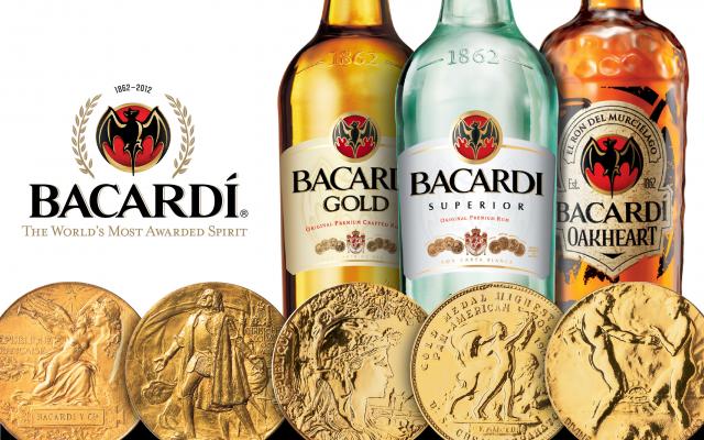 Wallpapers bacardi oakheart spiced rum, bacardi, rum ...