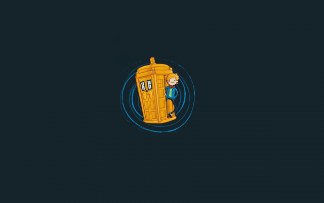 1920x1080 pix. Wallpaper Doctor Who, Finn the Human, Jake the Dog, Adventure Time, minimalism