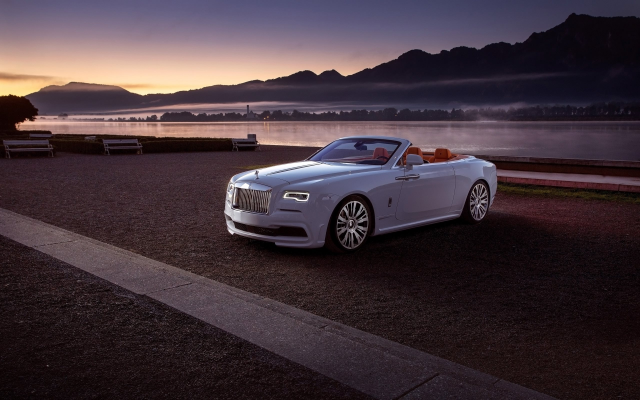 2560x1600 pix. Wallpaper spofec, rolls-royce dawn, tuning, cars, rolls-royce