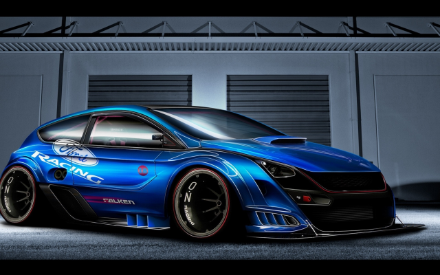 wallpapers 2010 ford focus rs ford supercar race car