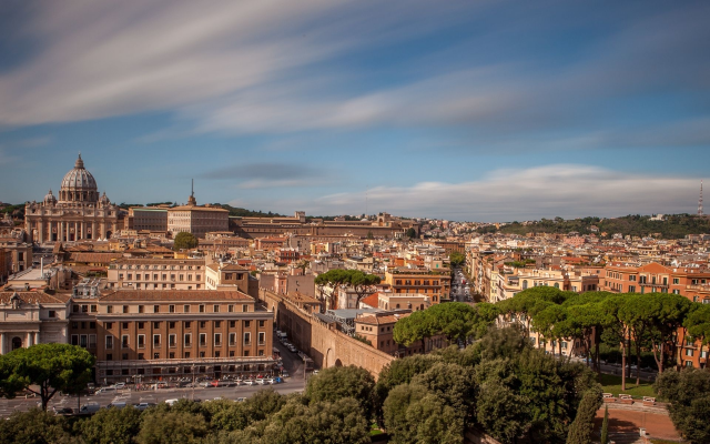 1920x1200 pix. Wallpaper rome, vatican city, italy, city