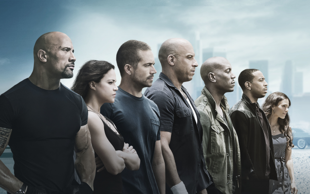 4819x2516 pix. Wallpaper furious 7, movies, actors, furious seven, fast and furious 7, vin diesel, paul walker, michelle rodriguez, tyrese gibson, chris bridges, jordana brewster