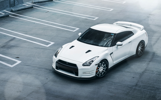 3840x2160 pix. Wallpaper nissan gt-r, cars, nissan, parking
