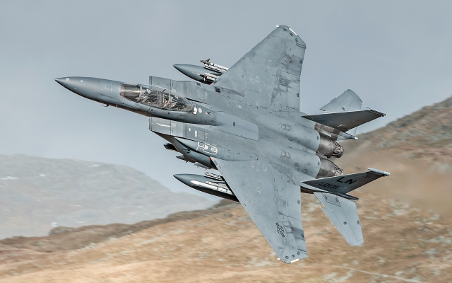 2560x1600 pix. Wallpaper mcdonnell douglas, f-15e, strike eagle, aircraft, aviation