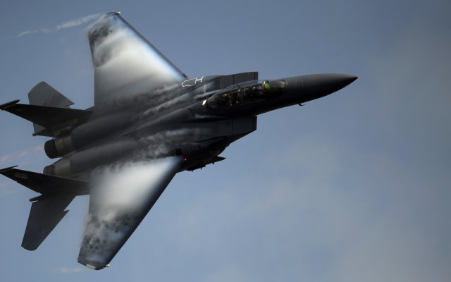 3151x1836 pix. Wallpaper mcdonnell douglas, f-1e, strike eagle, aircraft, aviation, jet fighter