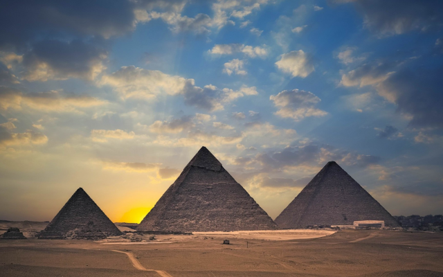 1920x1080 pix. Wallpaper pyramids, Pyramids of Giza, nature, architecture, Egypt