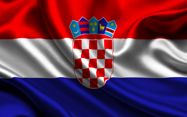 1920x1080 pix. Wallpaper croatia, flag, croatian flag