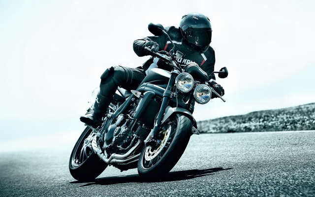 1920x1200 pix. Wallpaper 2010 triumph speed triple, motorcycle, bike, road, speed, triumph, triumph speed