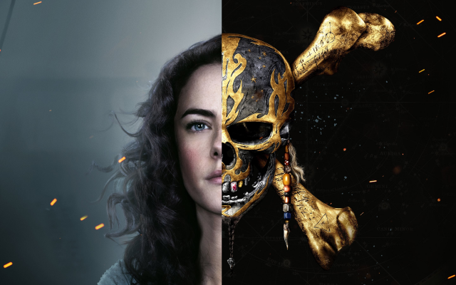2880x1800 pix. Wallpaper pirates of the caribbean: dead men tell no tales, pirates of the caribbean, skull, kaya scodelario, movies, actress