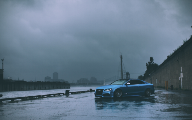 1920x1080 pix. Wallpaper audi, cars, rain, audi s5