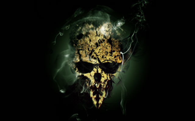 1920x1200 pix. Wallpaper skull, skull and bones, dead, bones, art