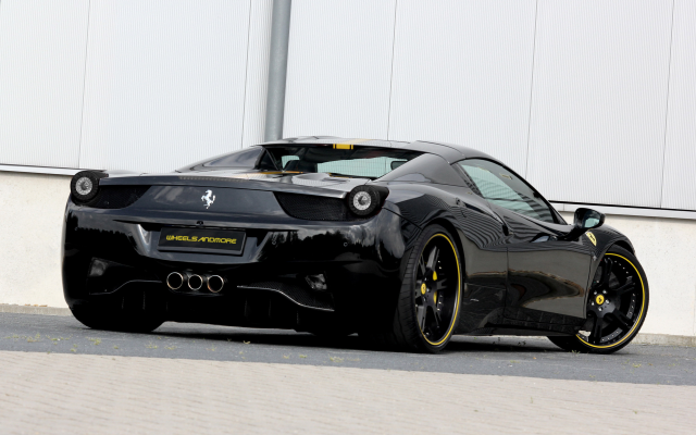 3000x2000 pix. Wallpaper ferrari 458 italia, cars, ferrari 458, ferrari, black car