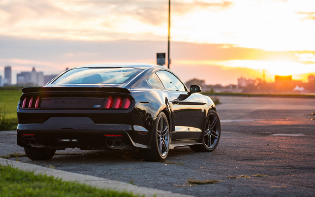 3840x2160 pix. Wallpaper ford mustang, ford, cars, sunset, 2015 ford mustang gt
