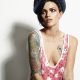 Ruby Rose, actress, tattoo, cleavage wallpaper