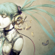 fantasy art, artwork, anime, Vocaloid, Hatsune Miku wallpaper