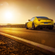 Ferrari California T, Novitec Rosso, car, road, sunset, Ferrari California, Ferrari wallpaper
