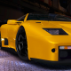 car, Lamborghini Diablo, Forza Motorsport 4, video games, Lamborghini wallpaper