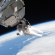 astronaut, Earth, space, NASA, International Space Station, ISS, planet wallpaper