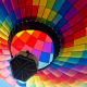 hot air balloons, balloons, colorfull wallpaper