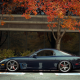 car, fall, Mazda RX-7, Mazda, autumn, leaf, tree wallpaper