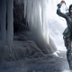 Rise of the Tomb Raider, video games, Lara Croft, ice, winter wallpaper
