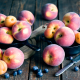 fruit, food, peach, nature wallpaper
