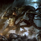 Alien vs. Predator, artwork, Xenomorph, aliens, alien, predator wallpaper