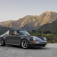 Porsche 911 Targa, Porsche 911, car, Porsche, mountains wallpaper