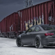 car, BMW, BMW M3, train, graffiti wallpaper