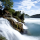 waterfalls, Switzerland, rhine, rhine-falls, water, nature wallpaper