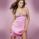 Carmen Electra, singer, actress, women, pink dress, brunette wallpaper