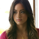 Chloe Bennet, actress, celebrity, women, brunette, looking away wallpaper