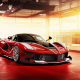 Ferrari FXX-K, car, Ferrari wallpaper