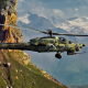 Mil, Mi-28, helicopters, military, Russian Air Force, mountains wallpaper