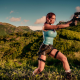Bianca Beauchamp, Lara Croft, cosplay, redhead, latex, women wallpaper