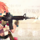 Innocent Bullet, anime, anime girls, women with guns wallpaper