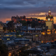 Edinburgh, Scotland, city, architecture, Gothic architecture, tower, clock towers wallpaper