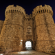 Marine Gate, Rhodes, city, greece, castle wallpaper